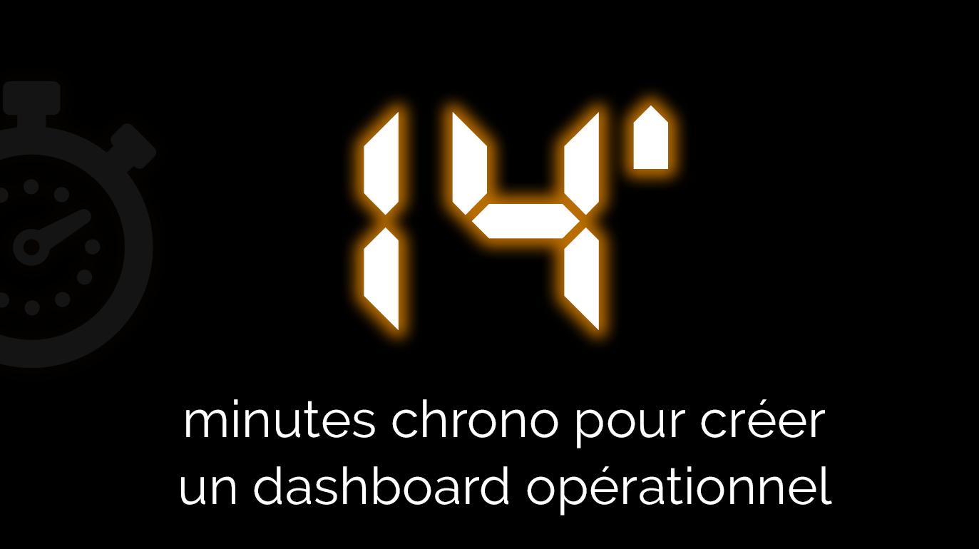 14 minutes chrono