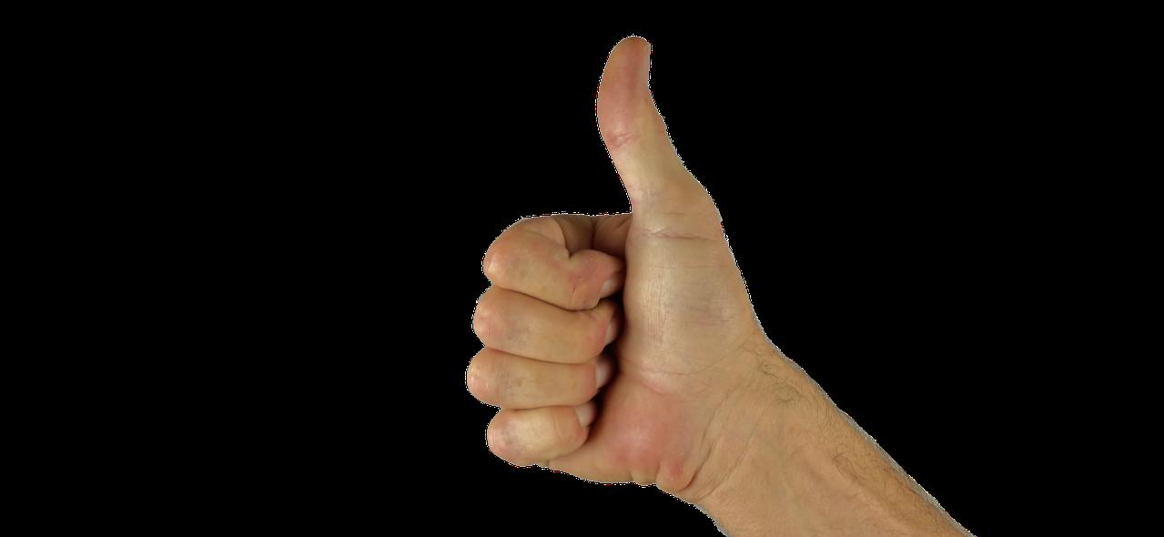 Thumbs up gd774855de 12802